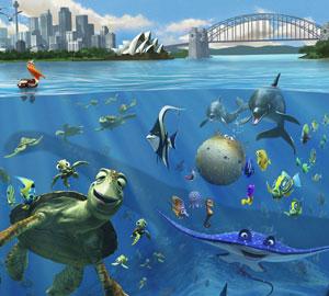 Guia acuario Dibujos de Peces