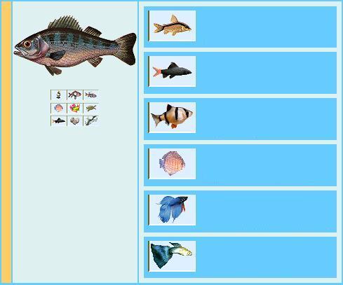 Guia acuario gu a de peces compatibles for Temperatura para peces tropicales acuario